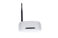 Wi-fi modem Royalty Free Stock Photos