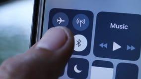 Wi-Fi s'allument banque de vidéos