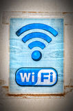 Wi Fi Sign Royalty Free Stock Image