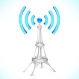 Wi-fi Tower Royalty Free Stock Photos