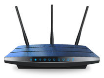 Wi-Fi wireless internet router Stock Image