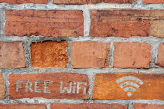 WI gratuits fi Photo libre de droits