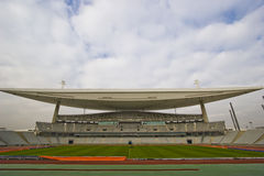większy stadion Obraz Royalty Free