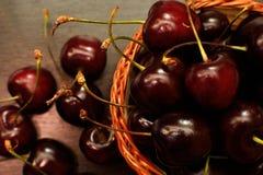wiśni czerwieni cukierki Fotografia Royalty Free