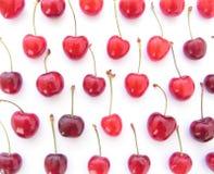 wiśnie czerwone Fotografia Stock