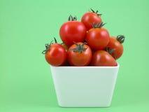 wiśnie pomidorów Zdjęcie Stock