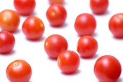 wiśnie pomidorów Obrazy Stock