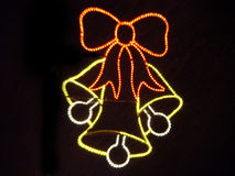 świąteczne lampki zdjęcie royalty free