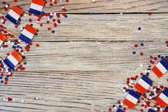 ?wi?to narodowe Lipiec 14 jest szcz??liwym dniem niepodleg?o?ci Francja, Bastille dzie? poj?cie patriotyzm, pami??, miejsce dla zdjęcia royalty free