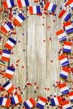 ?wi?to narodowe Lipiec 14 jest szcz??liwym dniem niepodleg?o?ci Francja, Bastille dzie? poj?cie patriotyzm, pami??, miejsce dla obraz stock