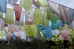 ?wi?tynia chabeta szczyt, tak?e zna? jako ??wi?tynia kamelie, monaster obok Baisha wioski, Lijiang, Yunnan, Chi obraz stock