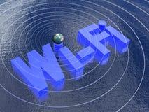 wi wi - fi ilustracja wektor