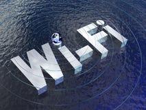 wi wi - fi Fotografia Royalty Free