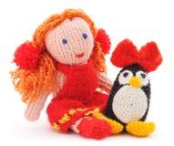 Wiązane zabawki Fotografia Stock