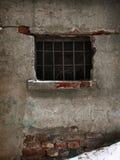 więzienia okno Obrazy Royalty Free