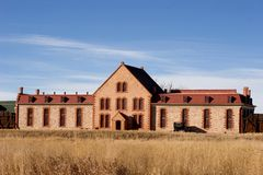 więzienie 3 Wyoming terytorialny Fotografia Royalty Free