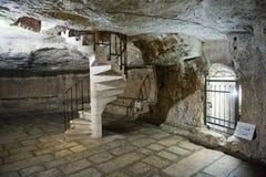 Więzienie Barabbas Fotografia Stock