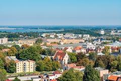 Więzienie Bautzen Zdjęcia Royalty Free