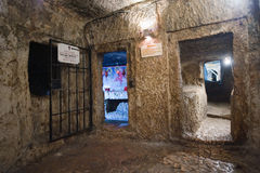Więzienie Chrystus Fotografia Stock