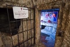 Więzienie Chrystus Zdjęcie Royalty Free
