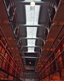 Więzienie komórka Fotografia Royalty Free