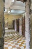 Więzienie Tuol Sleng ludobójstwa muzeum przy Phnom Penh Obraz Stock