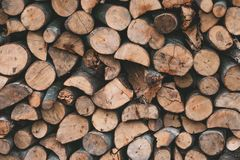 Wi?zka bele ?upki tekstura Brown tarcicy drewniany tło Stara ?cienna drewniana rocznik tekstura Grunge drewniany wieśniak texture obraz stock