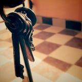 wiązka klucz Obraz Royalty Free