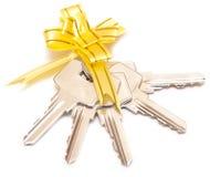 wiązka klucze Zdjęcia Royalty Free