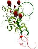 wiązka kwiat Fotografia Royalty Free