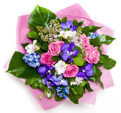 wiązka kwiaty Zdjęcie Stock