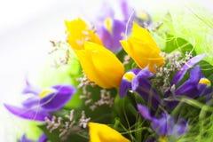 Wiązka kwiaty Zdjęcia Royalty Free