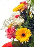 Wiązka kwiaty Obraz Stock