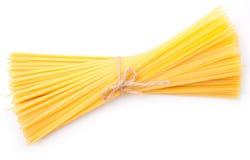 wiązka spaghetti Zdjęcia Stock