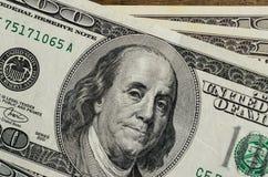 Wiązka USA dolary Obraz Stock
