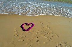 wiadomość wystrzelona blisko miłości, Obraz Royalty Free