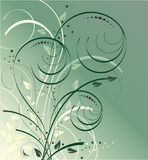 wiadro zielony wektora ilustracja wektor