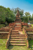 Wiang Kum Kam, The ancient city near Chiang Mai, Thailand. Stock Image