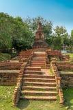 Wiang Kum Kam, a cidade antiga perto de Chiang Mai, Tailândia Imagem de Stock