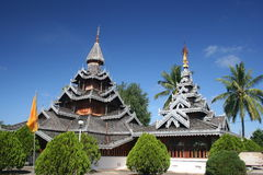 wiang wat Таиланда сынка mae hong hua Стоковое Фото