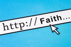 wiara zdjęcie stock