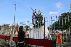 Wiara w St George w Rio De Janeiro Zdjęcia Stock