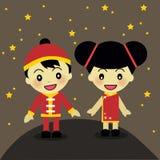 Światów dzieciaki od Chiny Zdjęcia Stock