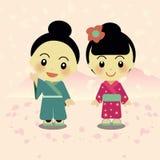 Światów dzieciaki od Japonia Fotografia Stock