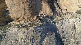 ?wiat?o trute? blisko w?wozu Kachinskiy jamy i jaru miasta Kachi-Kalyon zbiory wideo
