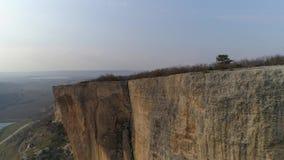 ?wiat?o trute? blisko w?wozu Kachinskiy jamy i jaru miasta Kachi-Kalyon zdjęcie wideo