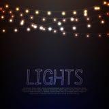 światła Obrazy Stock