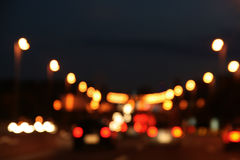 światło ruchu Zdjęcie Royalty Free