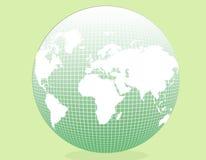 Światowa kula ziemska Fotografia Stock
