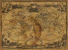 Światowa Mapa Zdjęcia Royalty Free